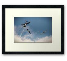Corsairs Framed Print