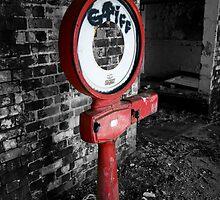 The weighting station  by CalBartholomew