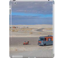 Vehicles: RV Life White Sands iPad Case/Skin