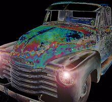 Cool Truck 2 by Johnathan Bellamy