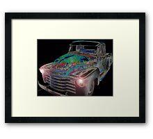 Cool Truck 2 Framed Print