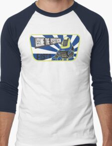 FISTO-ASSUME THE POSITION Men's Baseball ¾ T-Shirt