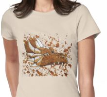 The Dragon of Nescafe Forest T-shirt Womens Fitted T-Shirt