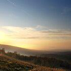 Misty Sunset, Glossop by Mark Smitham