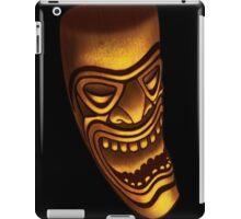 The laughing Tiki iPad Case/Skin