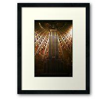 ESB Lobby Framed Print