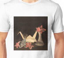 Origami Still Life Unisex T-Shirt