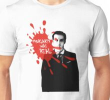 Moriarty Was Real - Jim - Sherlock BBC Unisex T-Shirt