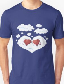 DREAMY HEARTS Unisex T-Shirt