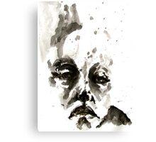 Spate Canvas Print