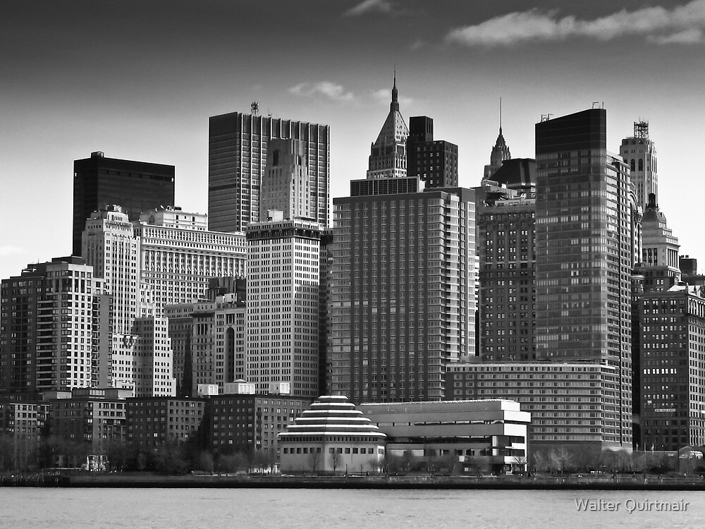 New York by Walter Quirtmair