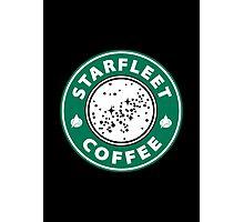 Starfleet Coffee Next Gen Blend Photographic Print