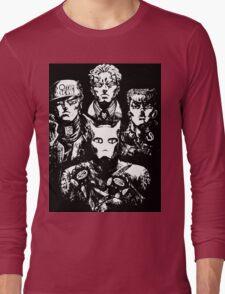 Jojo's bizarre adventure Long Sleeve T-Shirt
