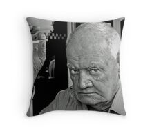 My eyes have seen it all Throw Pillow