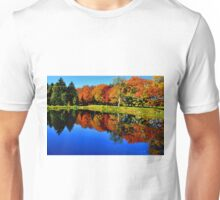 Autumn Foliage at St. James Unisex T-Shirt