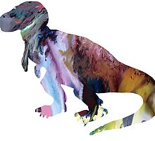 Tyrannosaurus  by MordaxFurritus