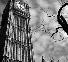 Big Ben by Phoonaz