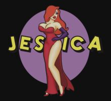 Jessica Rabbit by BeccaW