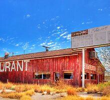 Chuck Wagon Cafe by Ray Chiarello