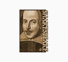 Shakespeare Droeshout Engraving Portrait T-Shirt