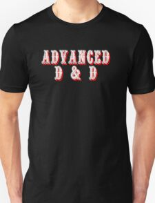 Advanced D&D Unisex T-Shirt