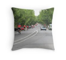 Bupa Challenge Riders Mount Pleasant, Adelaide Hills. Throw Pillow