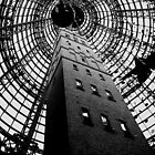 The Shot Tower, Melbourne Central. by Steph Etheridge