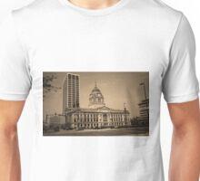 Fort Wayne, Indiana - City Hall Unisex T-Shirt