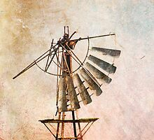 Broken Windmill 2 by pennyswork