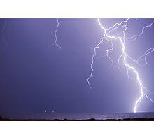 2am Lightning Photographic Print