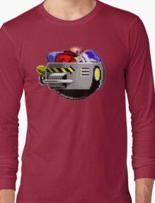 The Flying Robotnik Long Sleeve T-Shirt