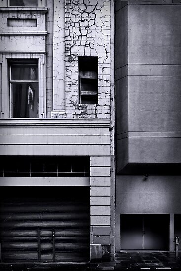 urban scapes by Rosemary Scott
