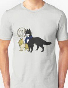 Hounds of Baker Street - Sherlock BBC T-Shirt