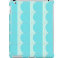 blue heart for Valentine Day iPad Case/Skin