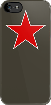 Star of communist by Mitchthe