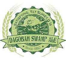 Dagobah Swamp Ale Photographic Print