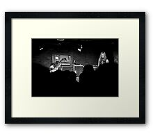 jeff the brotherhood Framed Print