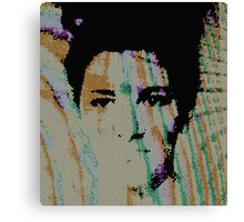 Picasa's Experimental Period Canvas Print