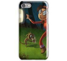 Alicia's adventure iPhone Case/Skin