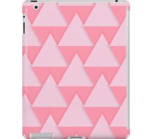 Pink diamonds for Valentines Day iPad Case/Skin