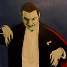 Dracula by Conrad Stryker