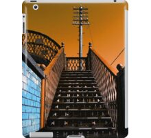 Steps Over The Line iPad Case/Skin