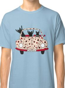 Driving Cats Classic T-Shirt
