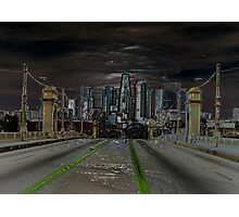 Los Diablos Nights Photographic Print