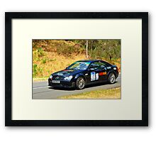 Mercedes Benz C63 MGS Estate - 2008 Framed Print