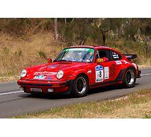 Porsche 911 Turbo - 1982 Photographic Print