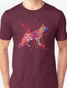 Psy German Shepherd dog T-Shirt