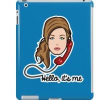 Adele - Hello iPad Case/Skin
