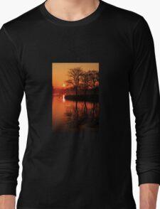 Sydenham Sunrise Long Sleeve T-Shirt