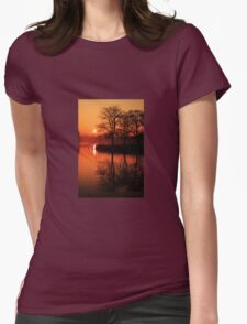 Sydenham Sunrise Womens Fitted T-Shirt